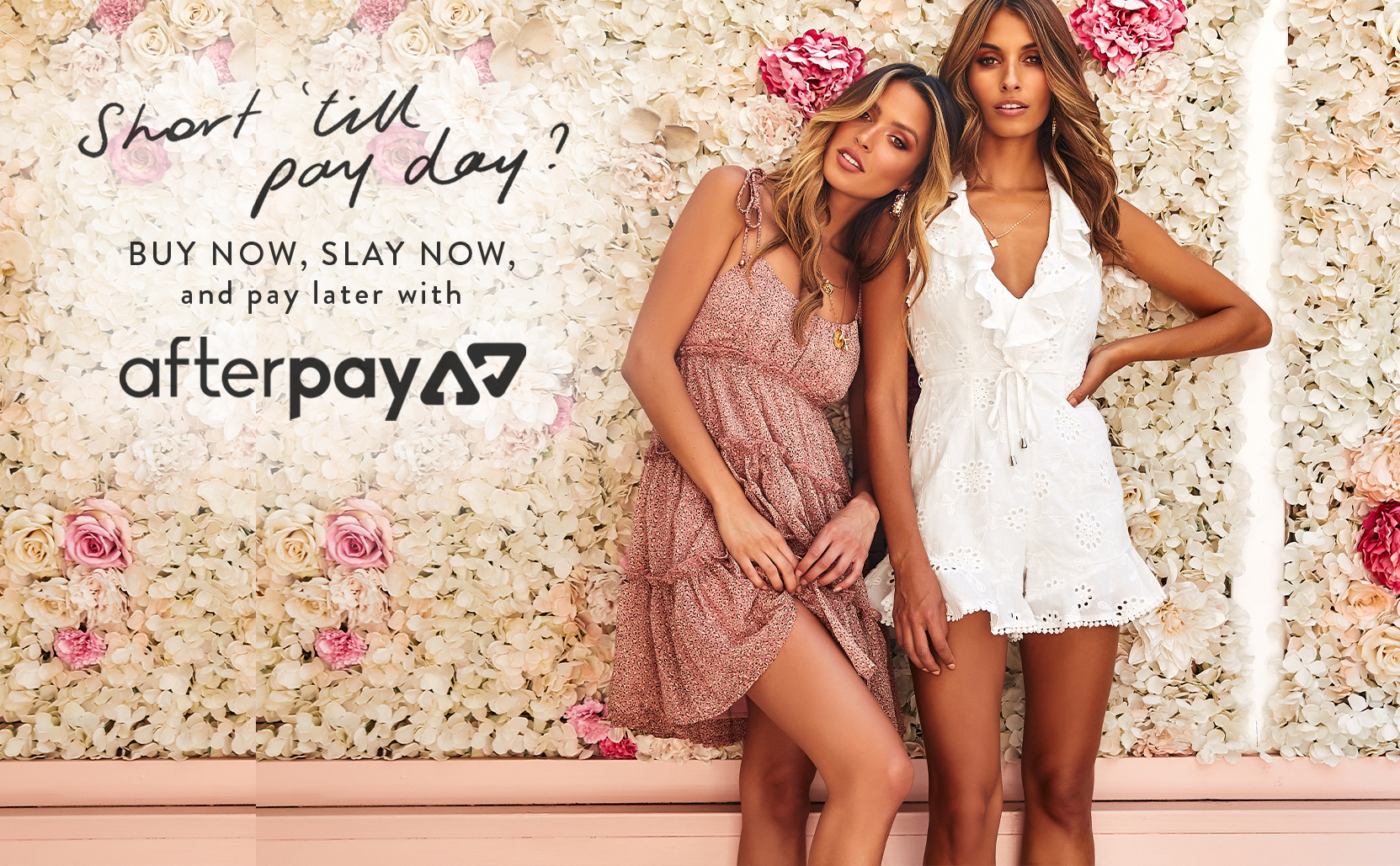 Short till pay day? Buy now, slay now, and pay later with Afterpay